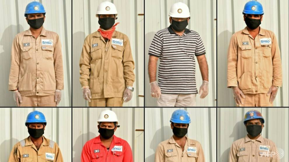 Sick, stranded and broke: COVID-19 crisis hits Gulf's migrant workers