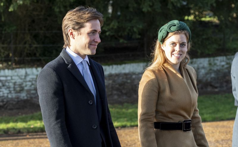 Princess Beatrice speaks about 'challenging time' as her wedding is still in doubt