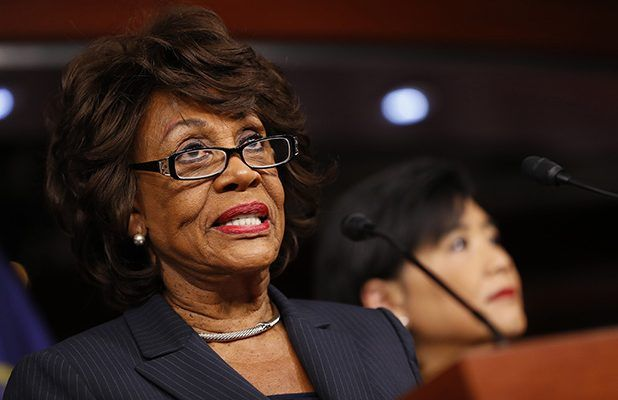 Rep. Maxine Waters Says Her Sister Is Dying of Coronavirus (Video)