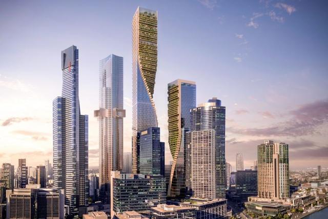 疫情期间维持开发 澳大利亚维州批准建澳高塔楼