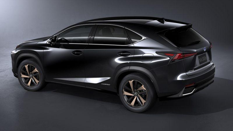 New £36k front-wheel-drive model is latest base-spec Lexus NX