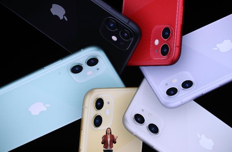 iPhone销量新不如旧·苹果再曝隐忧