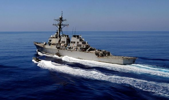Watch out, China: US and Australia send warships into disputed South China Sea