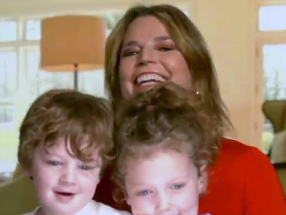 "Savannah Guthrie's Kids Are the ""Cutest Co-Hosts Ever"" as They Adorably Take Over Today"