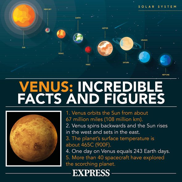 Venus sighting: How to spot Venus in the night sky this month