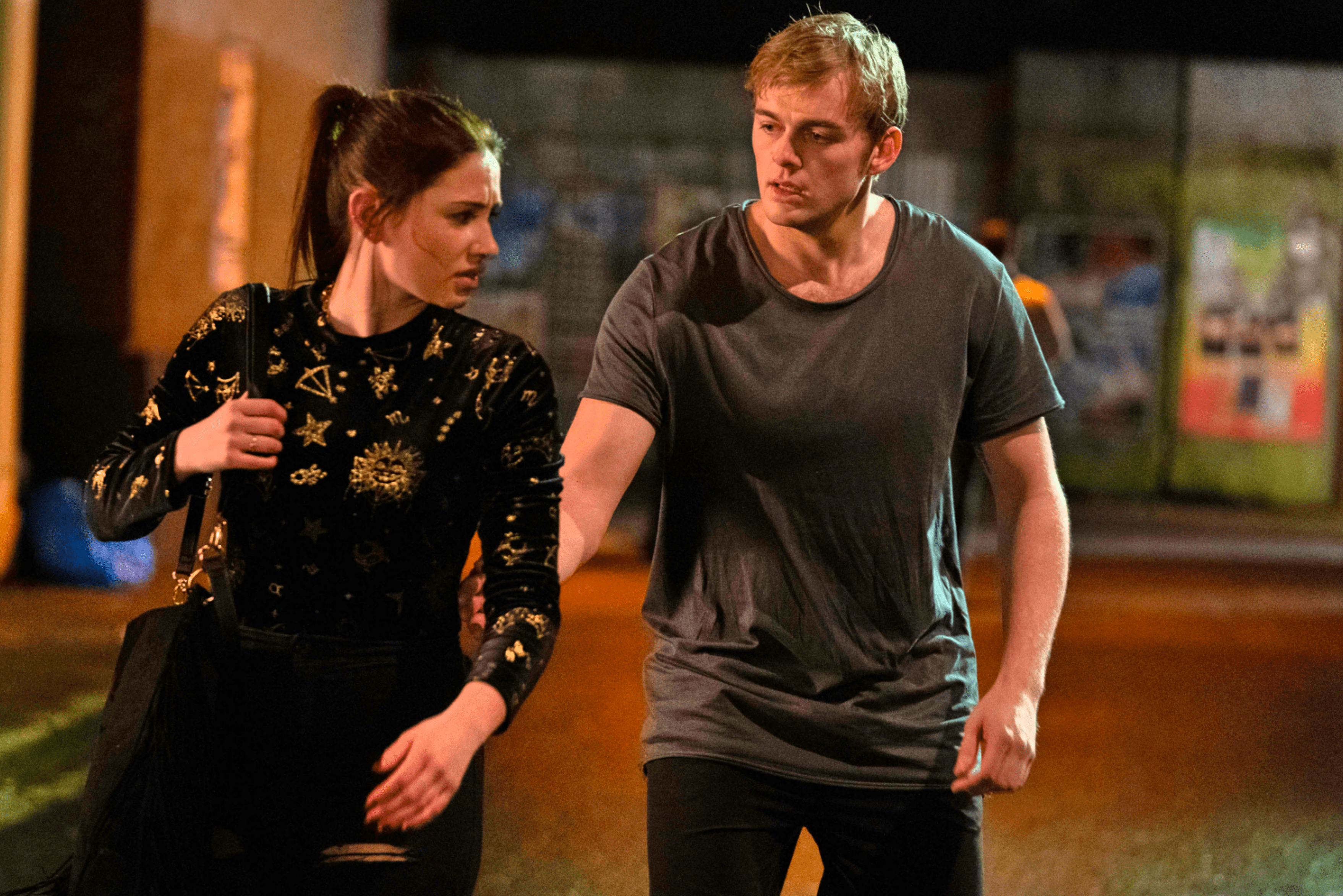 EastEnders spoilers: Sparks fly as Peter Beale and Dotty Cotton kiss