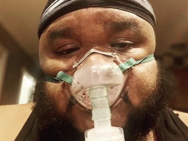 美35岁饶舌歌手染新冠病逝 戴呼吸器最后身影曝光