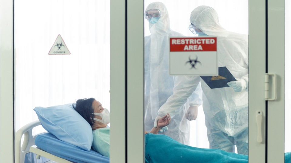 Coronavirus: Are blood clots killing COVID-19 patients?