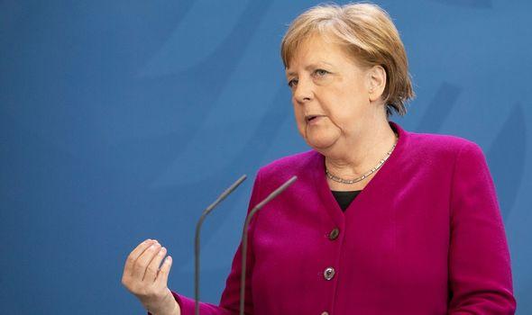 Merkel warned of 'disintegration of Europe' if German leader fails to show EU solidarity