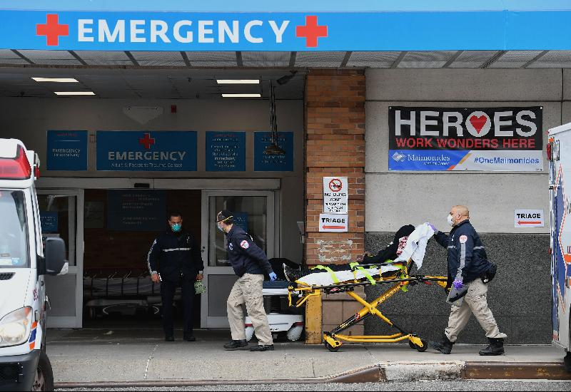 美国累计死亡病例超过5万
