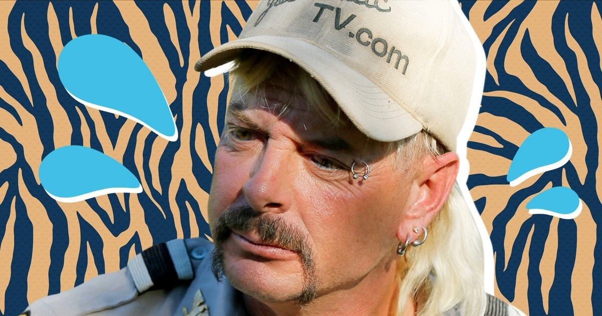 Buy this new Joe Exotic Tiger King sex toy to get even deeper into the most talked-about series of 2020