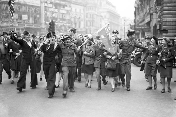 VE Day: Incredible diary of daring British soldier who dodged death and escaped Nazis