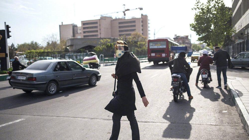 伊朗新冠确诊病例累计逾8.8万例 死亡5574例