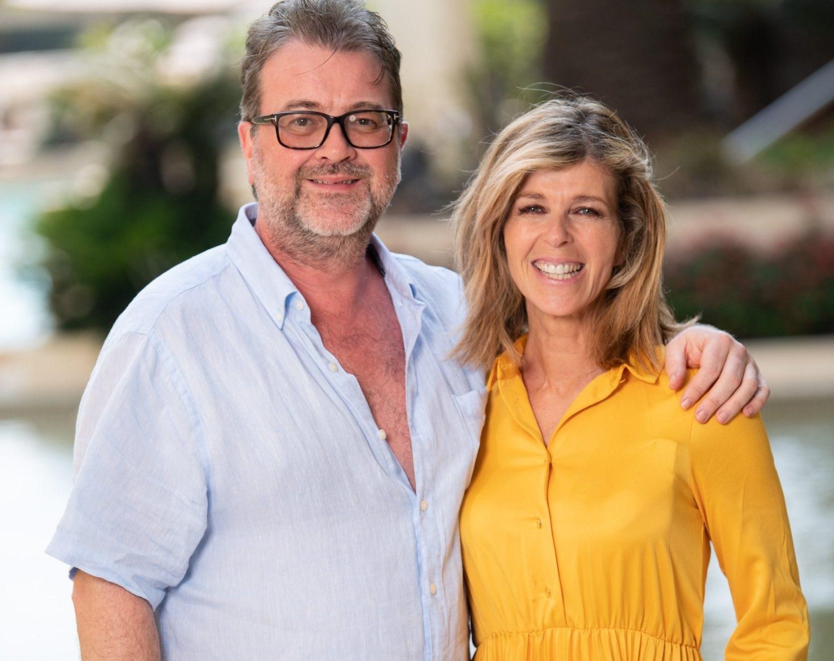 Kate Garraway on 'hardest time of life' as critically ill husband Derek battles coronavirus