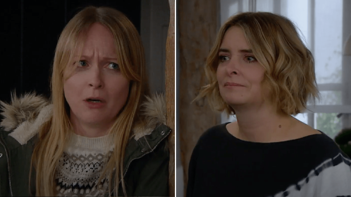 Emmerdale spoilers: Vanessa Woodfield makes a huge request of Charity Dingle tonight