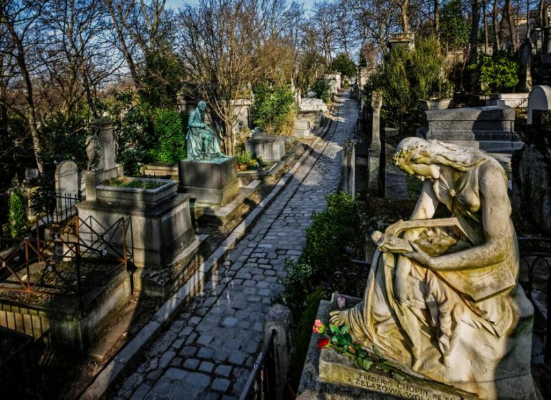 In 1871, who made their last stand in Père Lachaise cemetery? The Weekend quiz