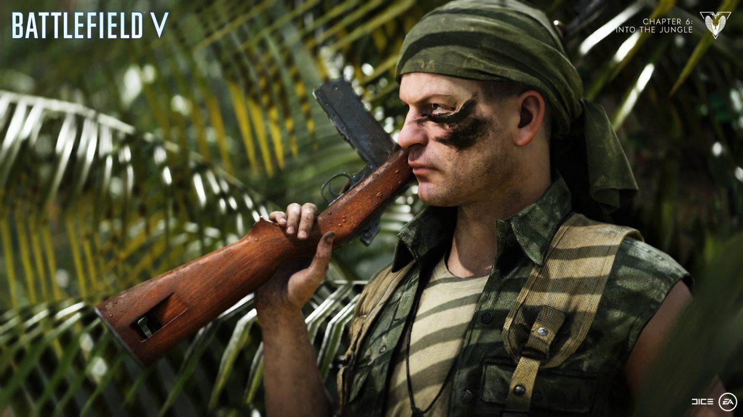 Battlefield 5's next big update will be its last, says DICE