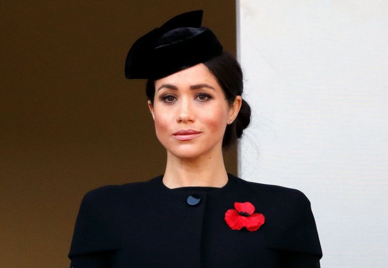 Meghan Markle's privacy case against tabloid publisher begins