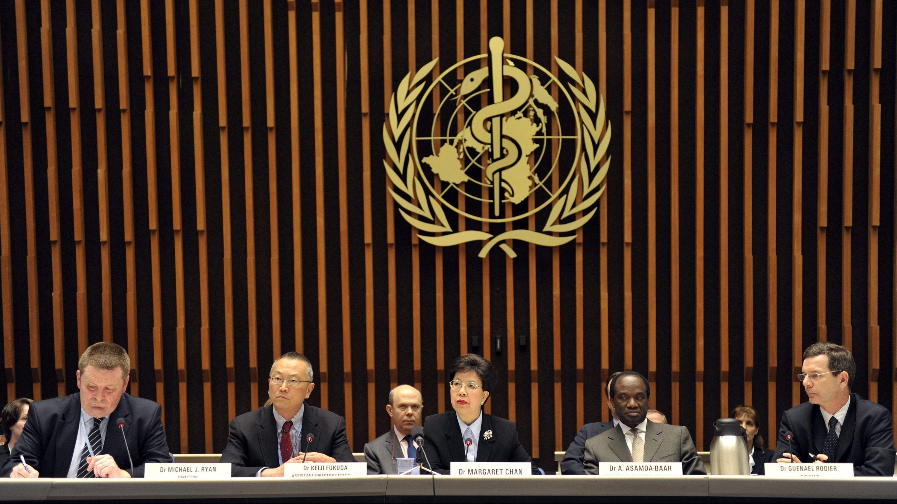 The world's leaders are engaged in a familiar debate: public health or sovereignty?