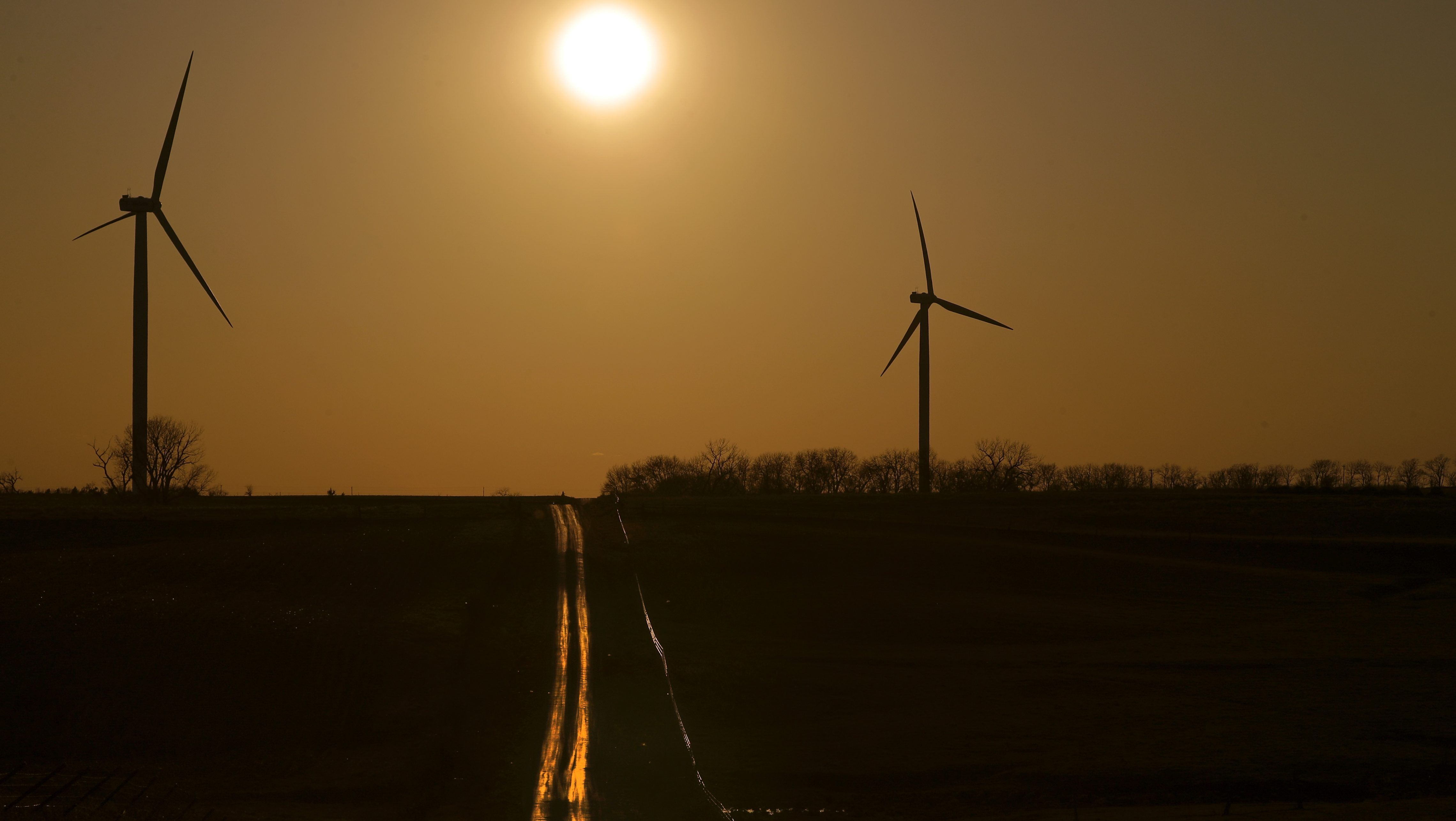The first two months of 2020 belonged to solar and wind
