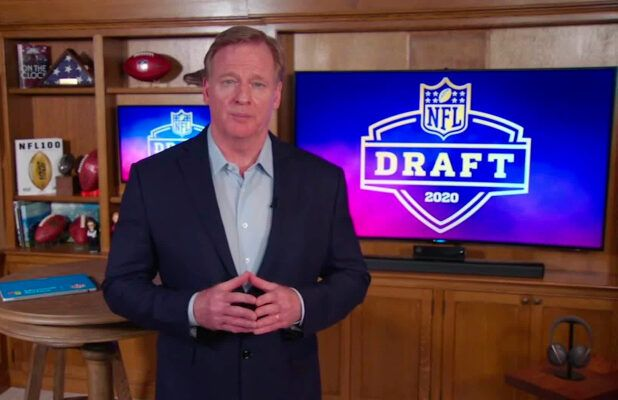 Virtual NFL Draft Tackles Record 15.6 Million Viewers