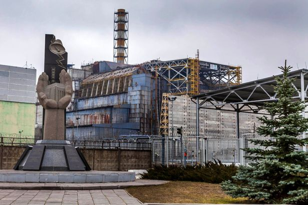 Inside Chernobyl's eerie abandoned ghost town after world's deadliest nuclear disaster