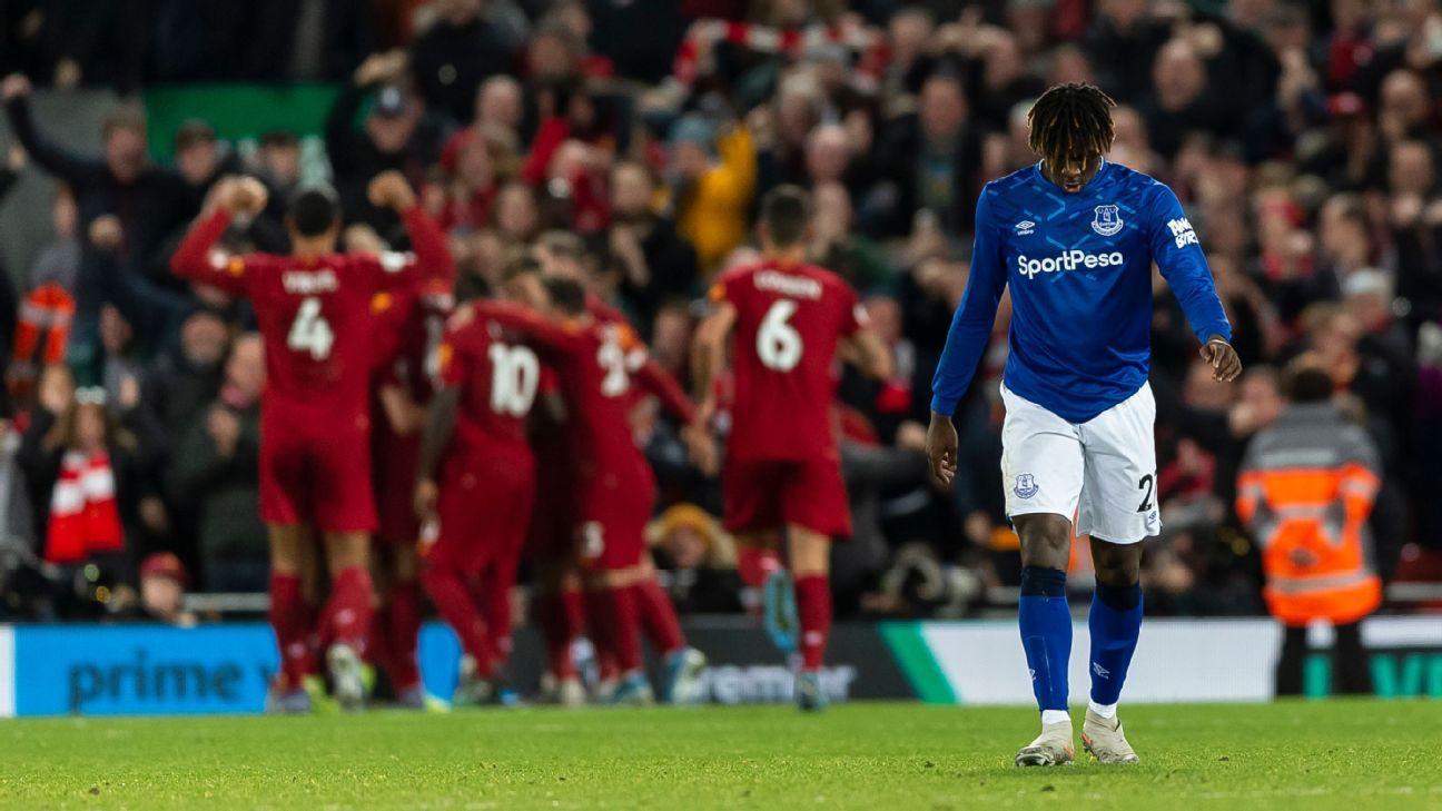 Coronavirus Everton appalled at Moise Kean house party