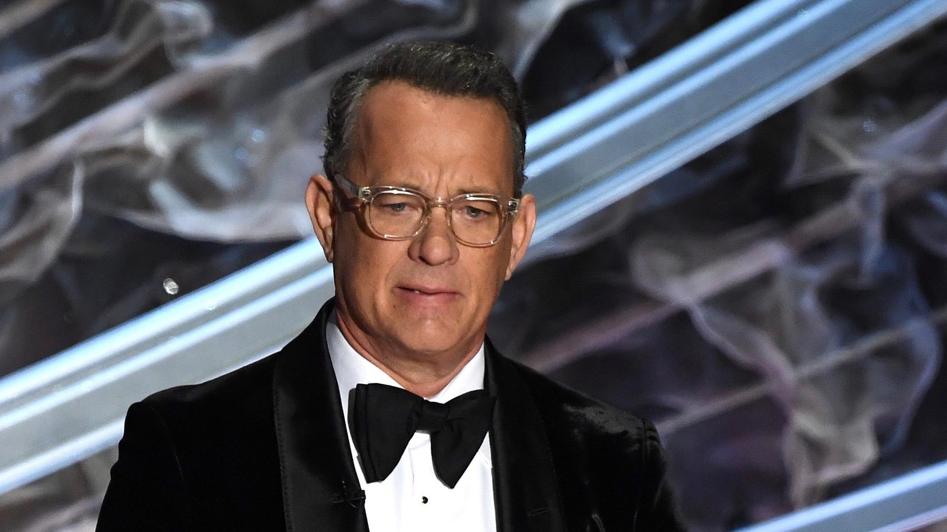 Tom Hanks Donates His Blood to Coronavirus Vaccine Development