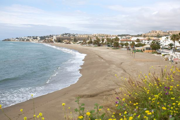 Coronavirus: Beaches on Spain's Costa del Sol to reopen for first time in weeks