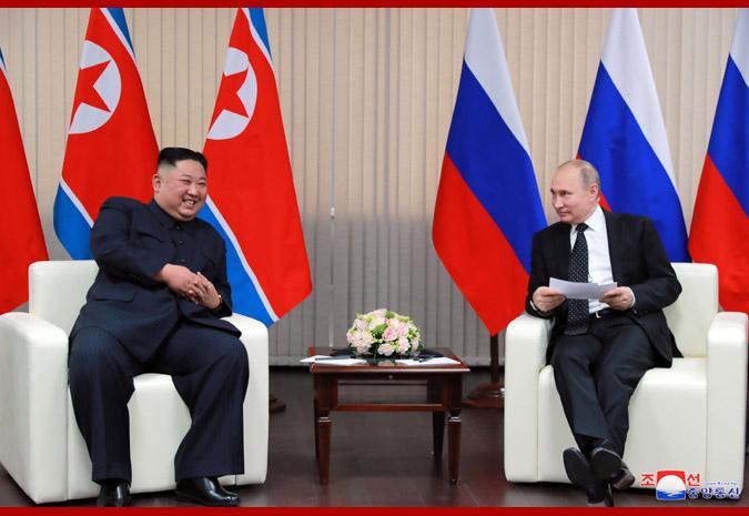 俄罗斯联邦共产党向金正恩发贺电 祝其身体健康