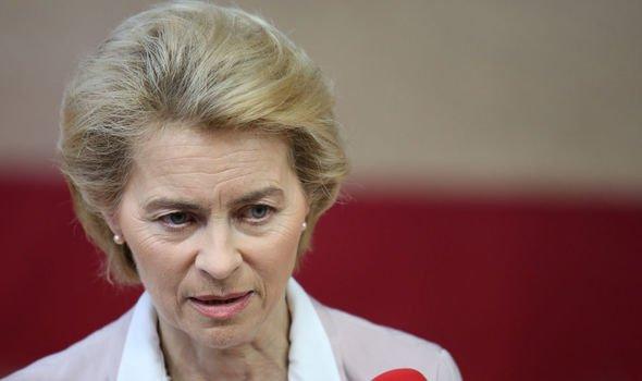 Ursula von der Leyen exposed: EU chief hires controversial PR firm to improve her image