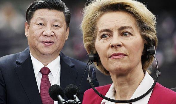 China threatens EU: Gag criticism of Beijing's coronavirus LIES or face consequences