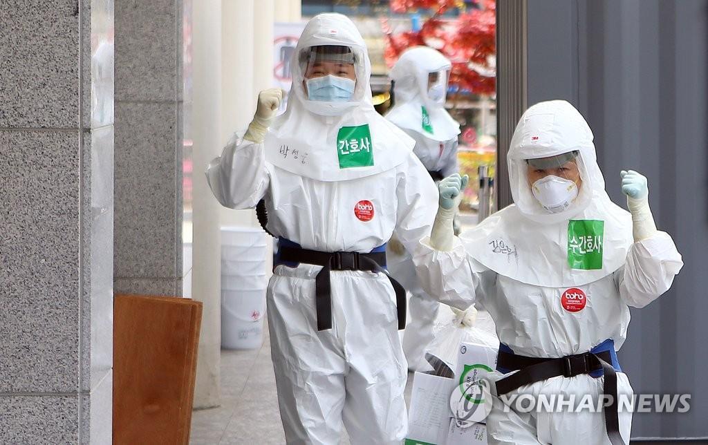 韩国连续5天单日新增新冠肺炎病例未超过10例 累计10738例