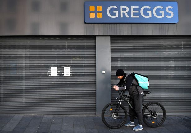 Greggs reopening small number of stores as 'trial' after coronavirus closures
