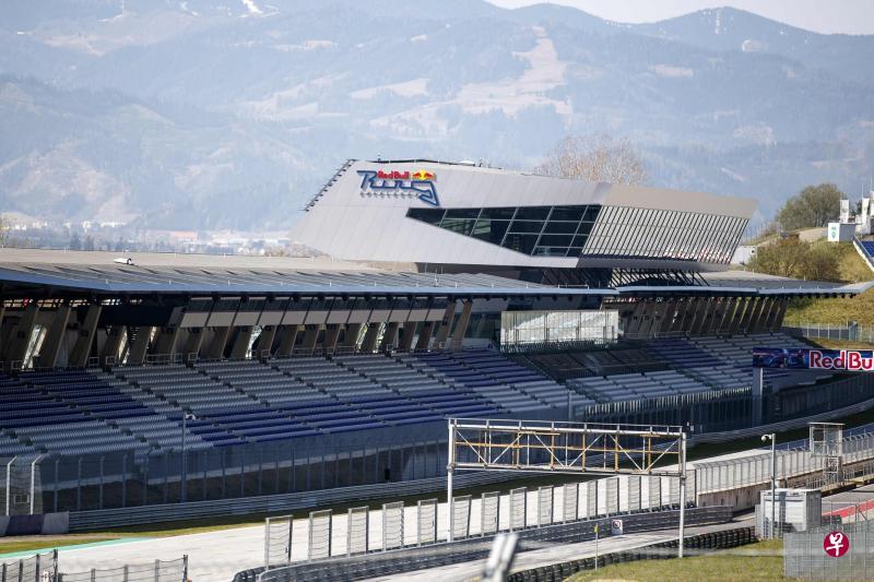 F1有望7月初在奥地利开赛