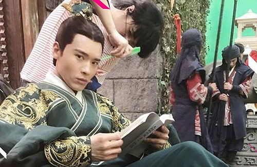 """Gavin Gao Doesn't Want His Scenes to Be Cut in """"Legend of Ba Qing"""""""
