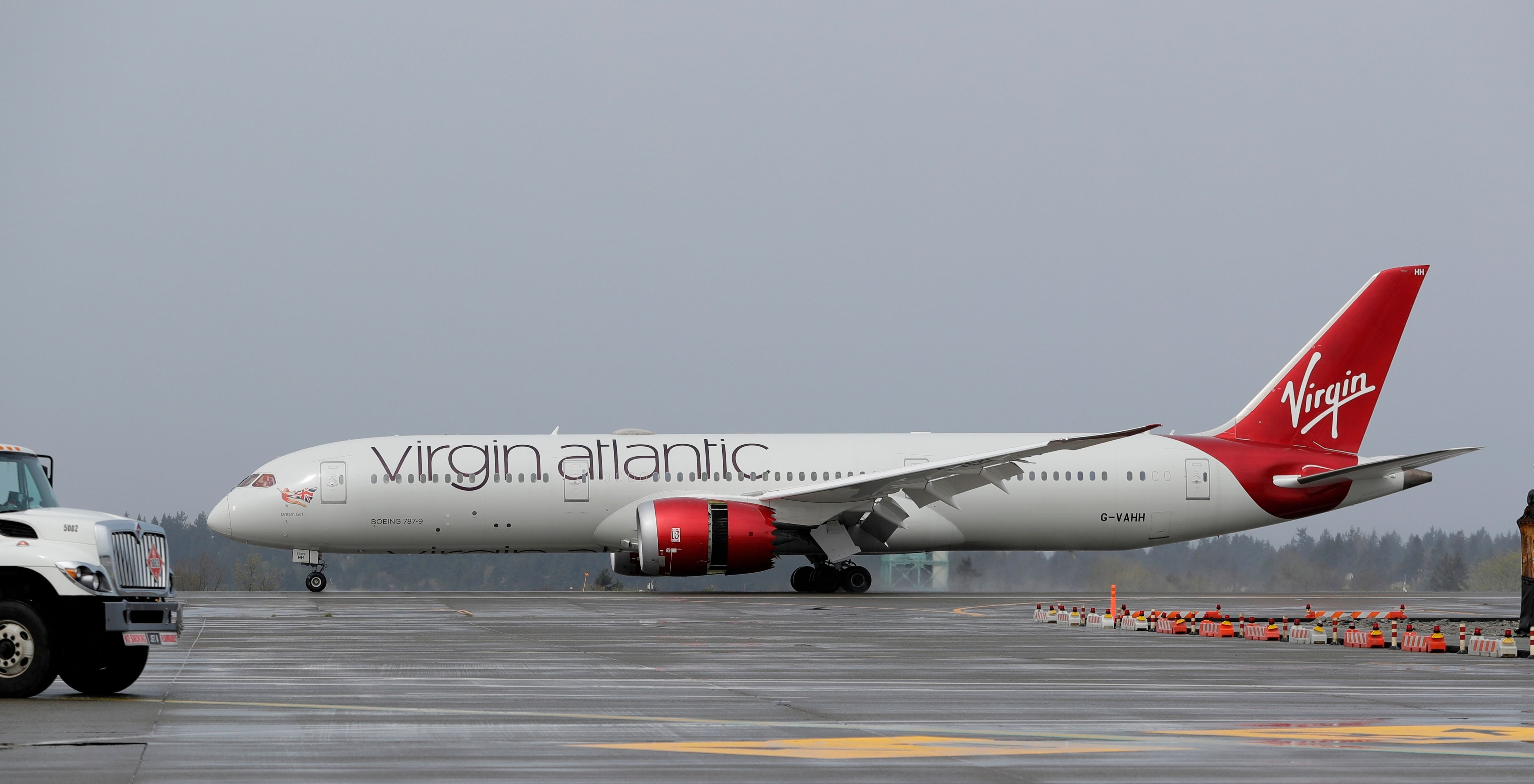 Virgin Atlantic needs a rescue plan, and fast