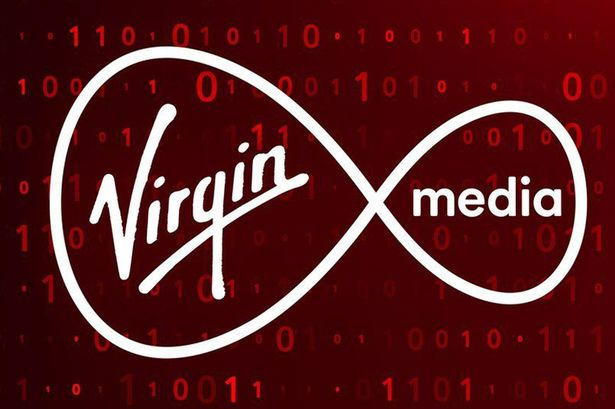 Virgin Media is down as broadband customers across the UK struggle to get online