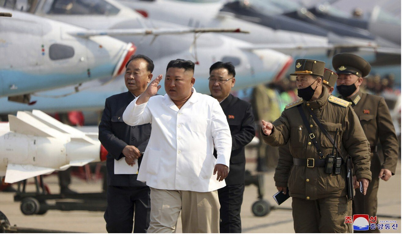 Is North Korean leader Kim Jong-un staying out of sight to avoid coronavirus?