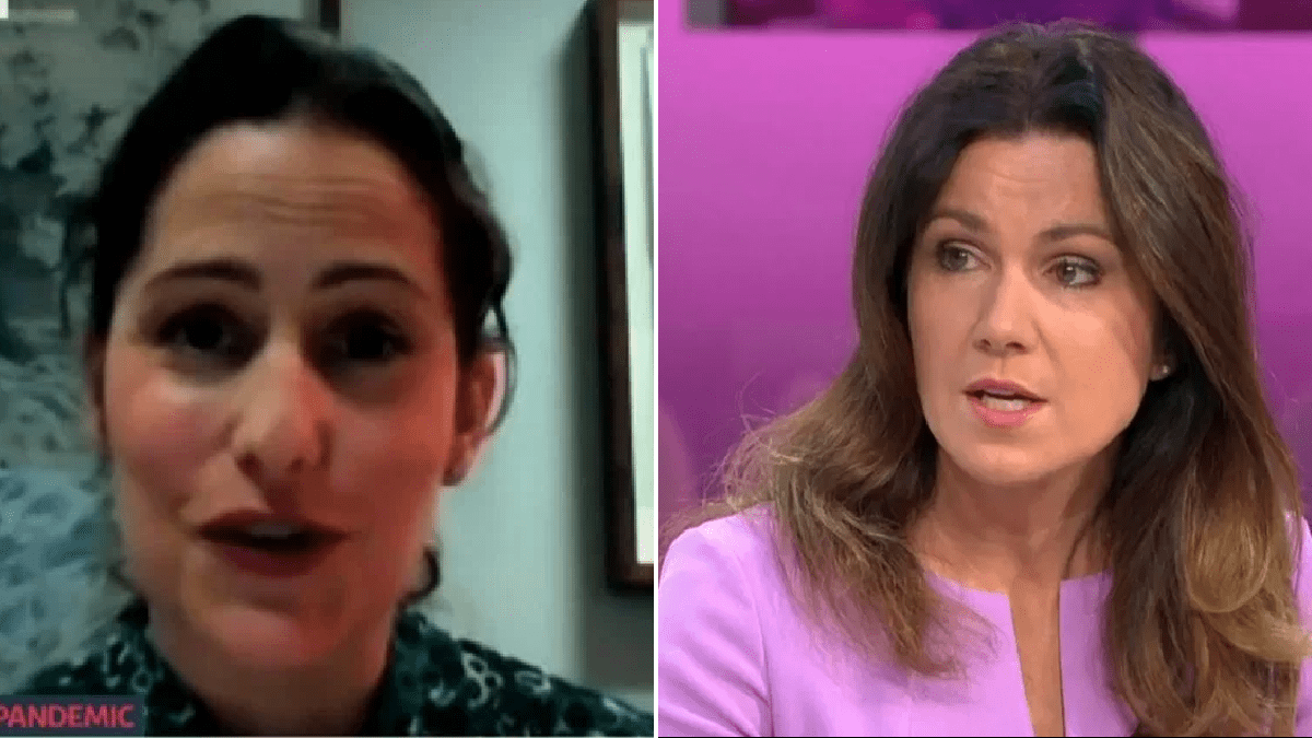 Susanna Reid defends Piers Morgan over 'shocking' Victoria Atkins interview: 'Don't worry about the reaction'