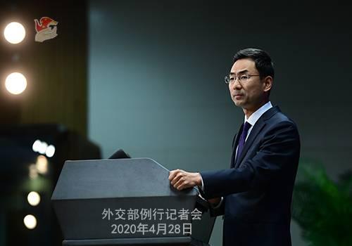 印度要求停用中国产试剂盒 外交部:希望印方同有关中国公司加强沟通协调,妥善地加以处理