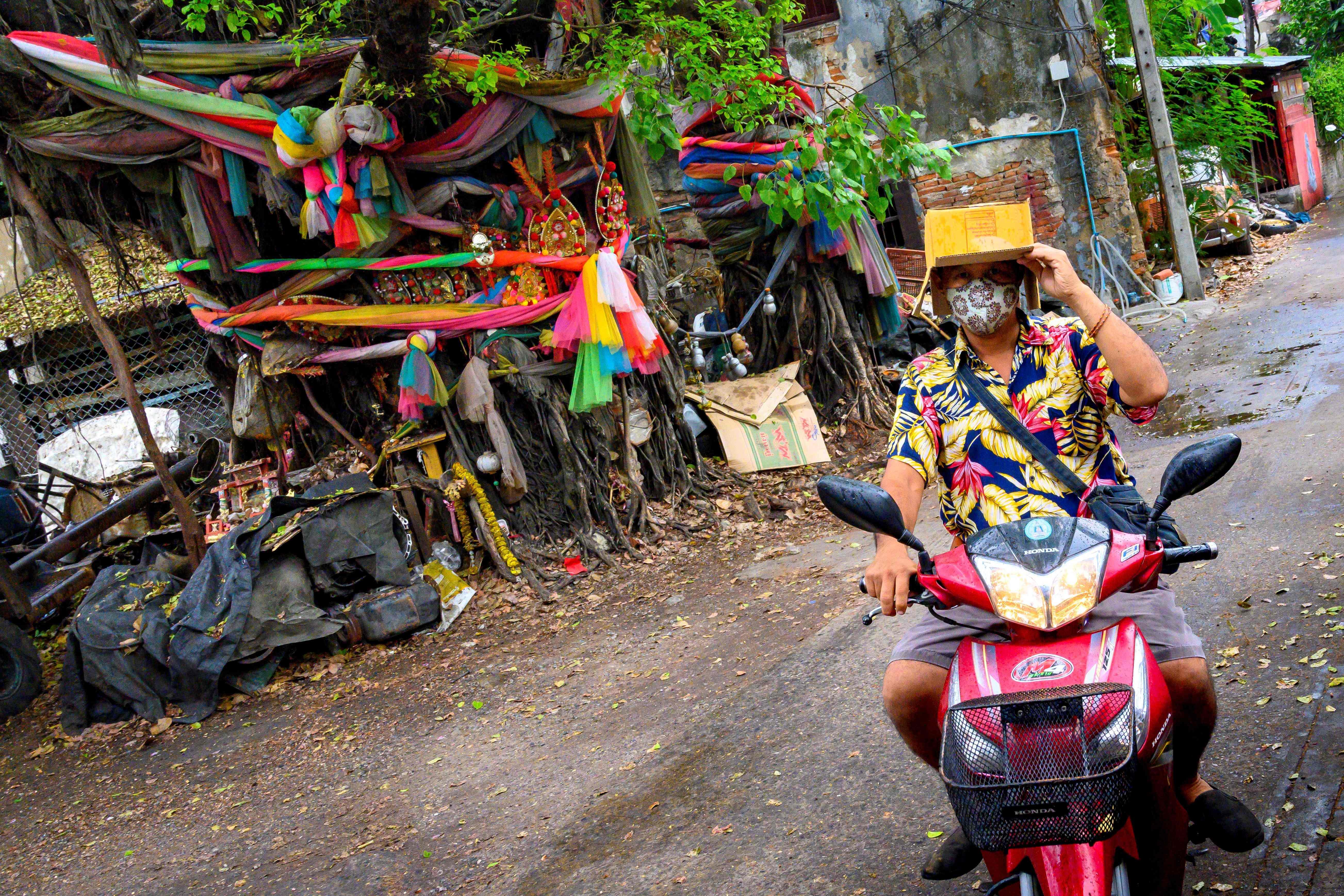 泰国国家紧急状态令及宵禁·将延长至5月底