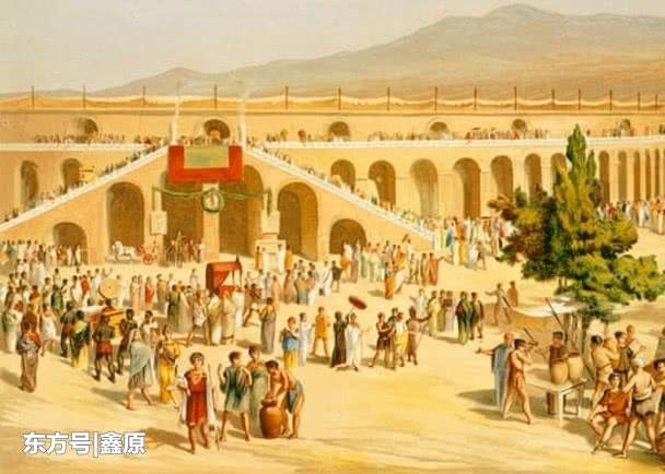 庞贝古城遗址发掘出垃圾山,证明古罗马人懂得循环再利用!