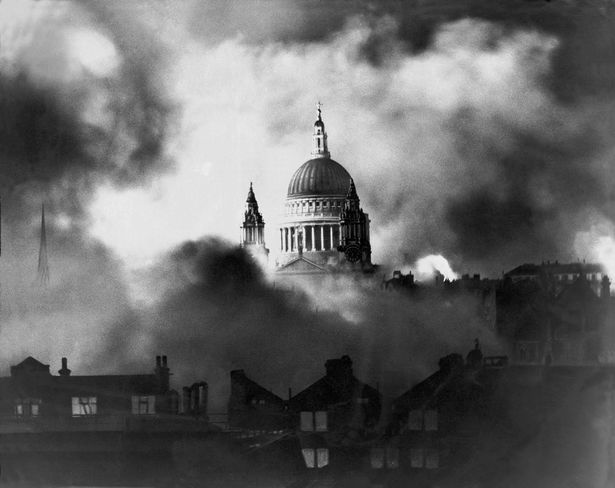 Coronavirus death toll in London now worse than at height of the Blitz in World War Two