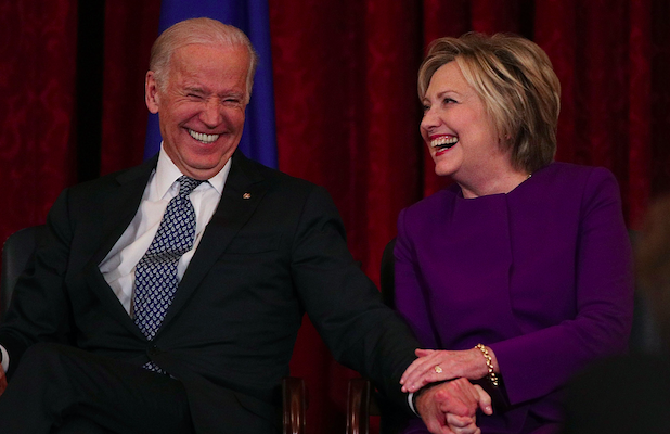 Hillary Clinton Endorses Joe Biden for President
