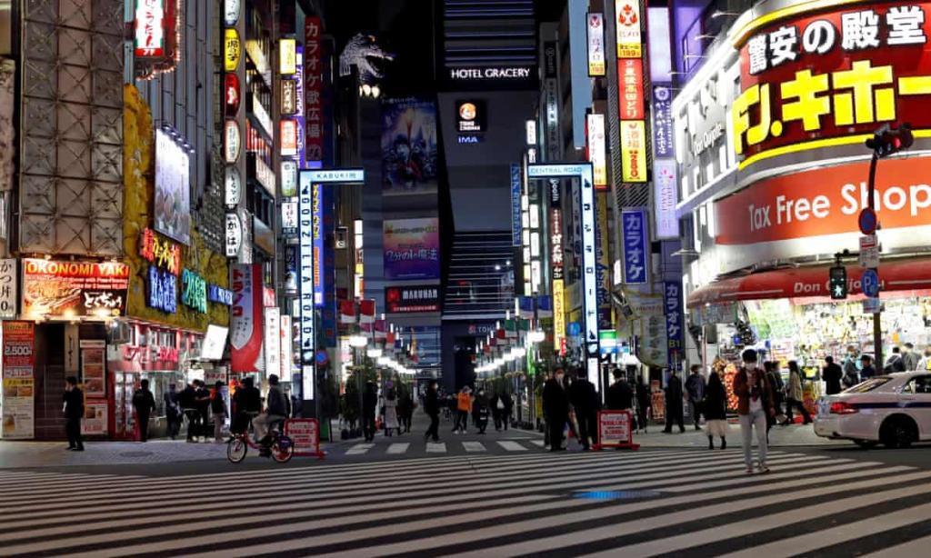 日本东京都知事:东京疫情严峻 应延长紧急状态