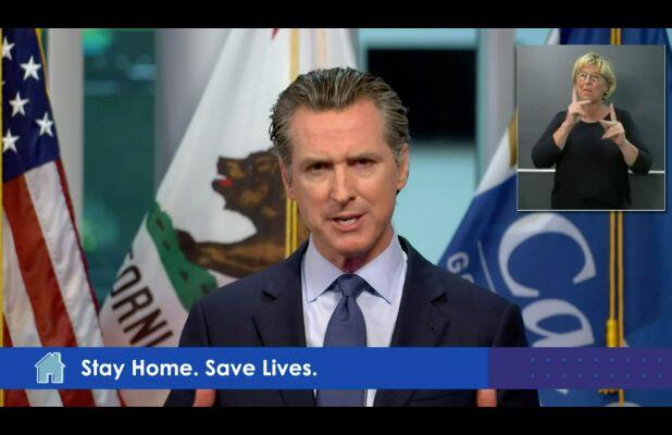 Over 70% of California's Economy Has Reopened, Gov. Gavin Newsom Says