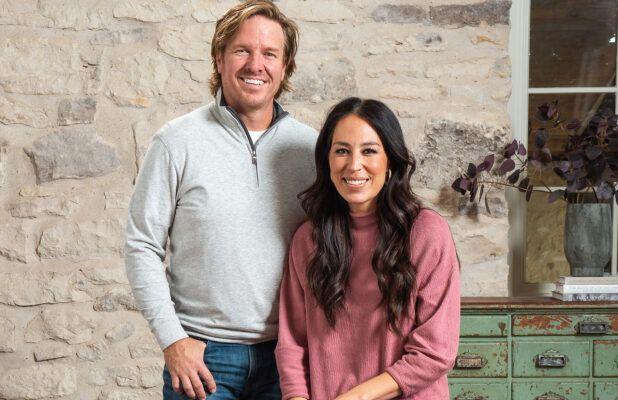 Chip and Joanna Gaines' Magnolia Network Sneak Peek Demolishes DIY Ratings Records