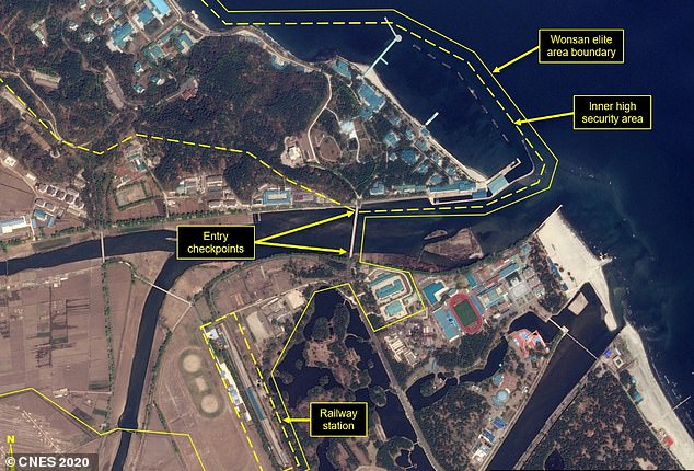 Kim Jong Un death: Satellite images trigger funeral parade speculation