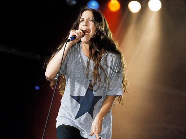 Nearly every woman in music 'assaulted, harassed, raped', says Alanis Morissette
